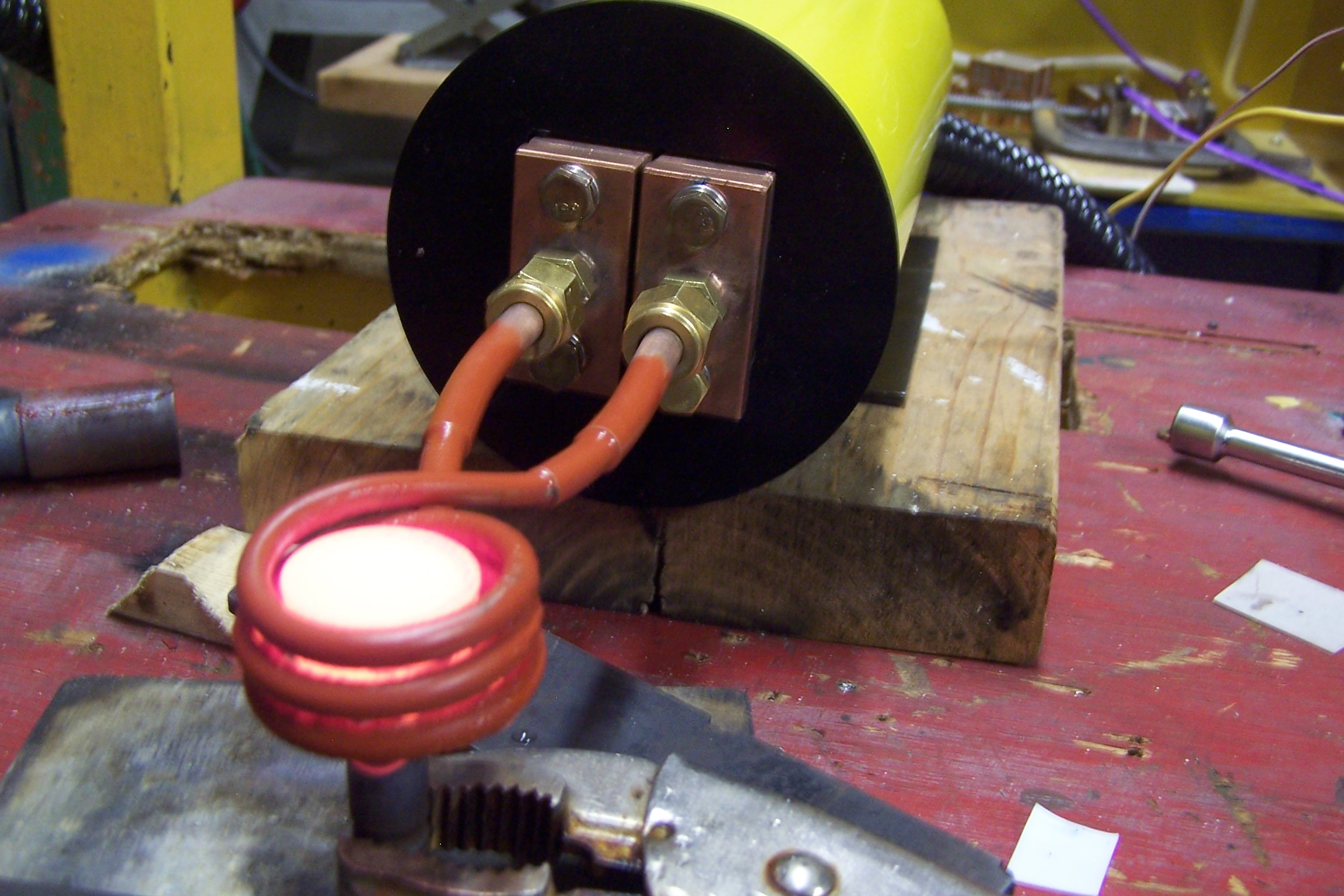 Induction Heating System Portable Induction Heater